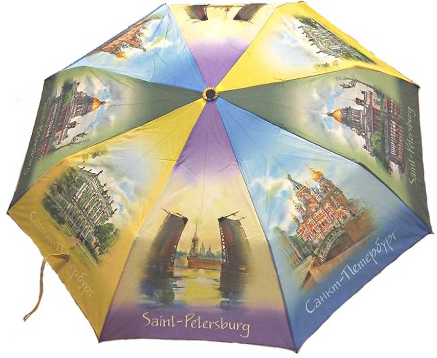 Петербургские зонтики