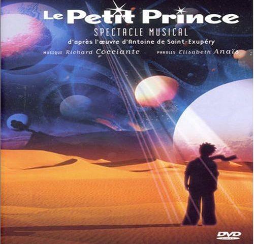 le petit prince musical