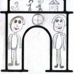 Проект триумфальной арки в 5 классе. Петровские ворота.
