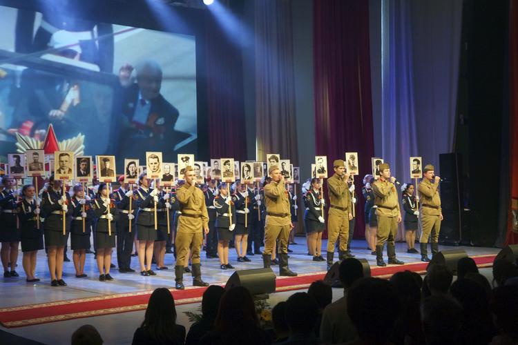 Концерт ко дню победы. 2019. Комсомольск-на-Амуре