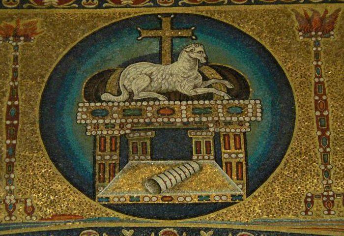 Тетраморфные символы