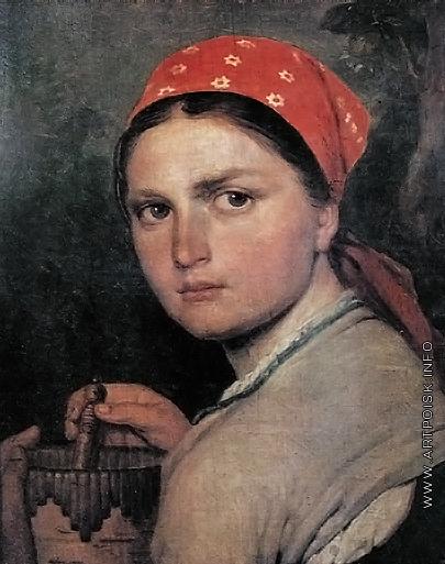 Русская крестьянка